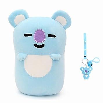 Amazon.com: Hosston 2019 BTS Cute Cartoon Doll, Kpop CHIMMY ...