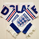 2014 Brazil World Cup Fans Scarves(nine Countries) (England)