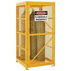 Storage Cabinet Single Door Vertical, 9 ...