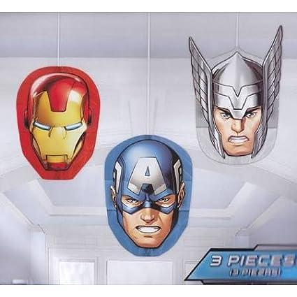 Amazon Avengers Assemble Iron Man Captain America And Thor