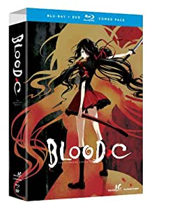 Blood-C: Complete Series (Limited Edition Blu-ray/DVD Combo)