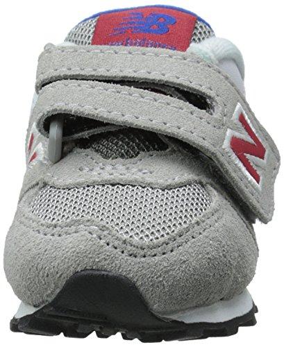 New Balance , Baby Jungen Lauflernschuhe Grau grau
