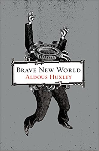 A book report on aldous huxleys brave new world