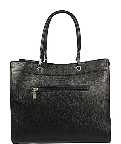 Neue Hand Tasche , Sac pour femme à porter à l'épaule noir schwarz 0