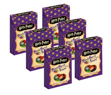 Harry potter süßigkeiten