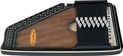 ChromaHarp 21 Chord Auto Harp by KMC Music Inc.