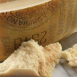 igourmet Parmigiano Reggiano Cheese 24 Month Top Grade - Pound Cut (15.5 ounce)
