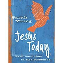 Jesus Today Teen Cover: Experience Hope in His Presence (Jesus Calling)
