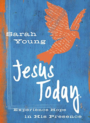 Jesus Today Teen Cover: Experience Hope in His Presence (Jesus Calling®)