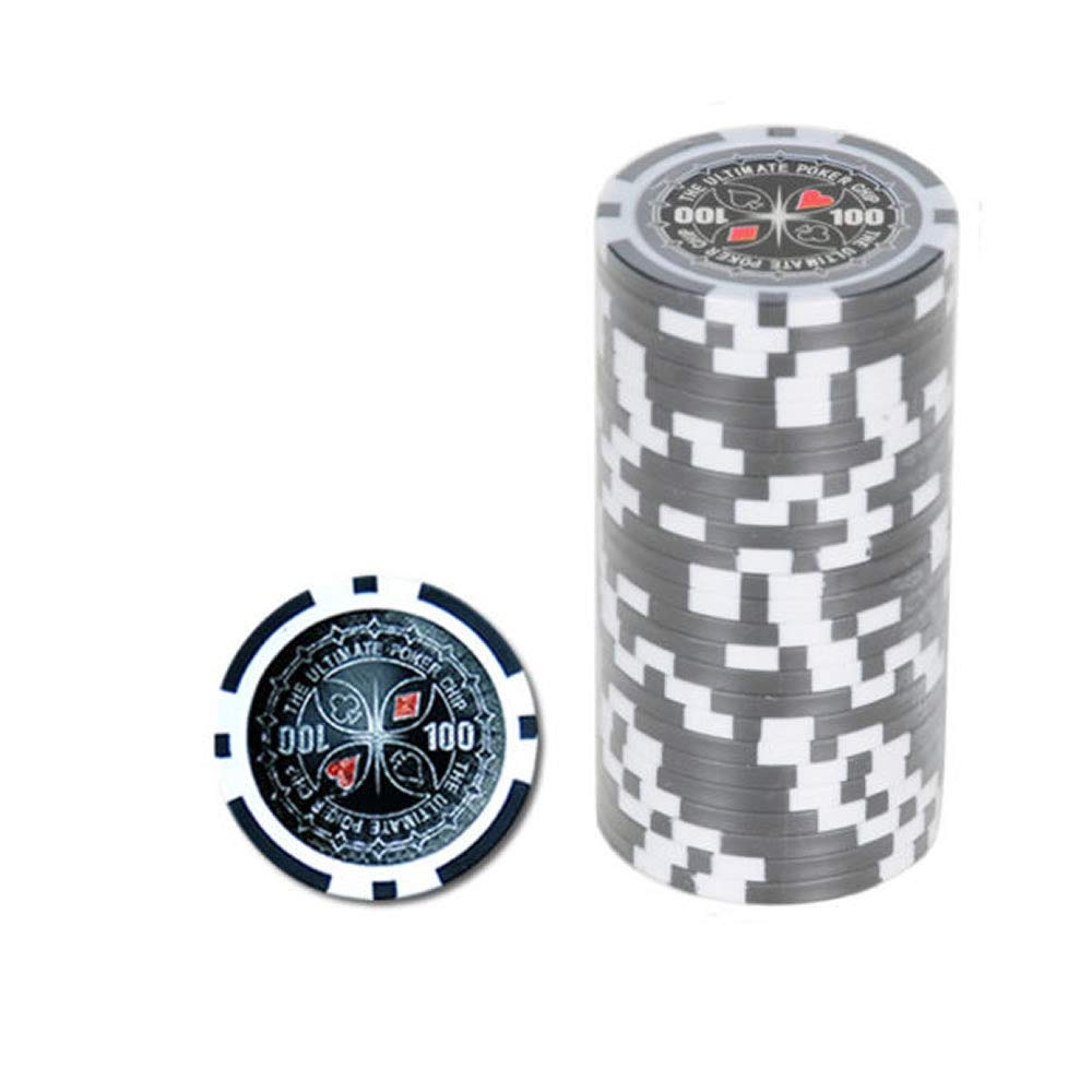 Ultimate Pokerchips 50 Er Wert Poker Chip Roulette Casino Qualit/ät