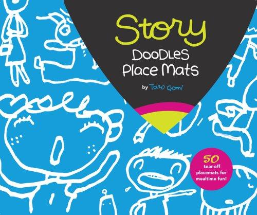 Story Doodles Place Mats (Placemat Imagination Kids)