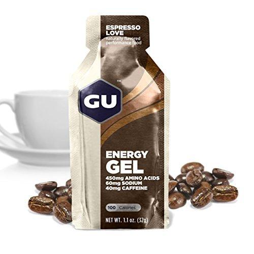 GU Original Sports Nutrition Energy Gel, Espresso Love, 24-Count by GU Energy Labs (Gu Energy Labs Original compare prices)