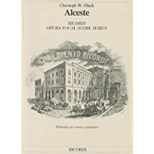 Alceste: Vocal Score