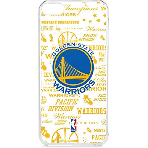Skinit NBA Golden State Warriors iPod Touch 6th Gen LeNu Case - Golden State Warriors Historic Blast Design - Premium Vinyl Decal Phone Cover