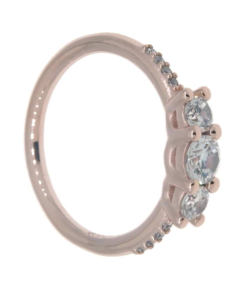 PANDORA Sparkling Elegance PANDORA Rose Ring, Size: EUR-58, US-8.5-186242CZ-58