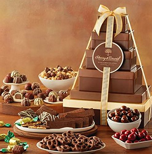 Harry And David Tower - Harry and David Deluxe Tower of Chocolates Gift