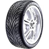 (1) NEW FEDERAL SS- 595 255/40-17 R17 92V TIRE 2554017