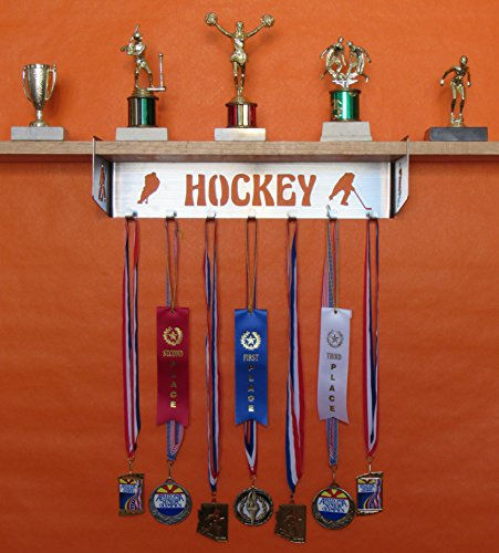 metal and trophy display shelf - 7