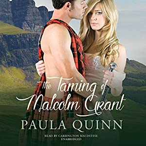 The Taming of Malcolm Grant Audiobook