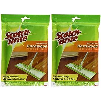 Scotch brite microfiber hardwood floor mop target