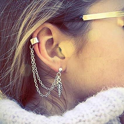 V by Very Tassel Earrings Silver