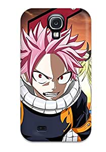 New Style 5360907K91909601 Perfect Fairy Tail Erza Armor Case Cover Skin For Galaxy S4 Phone Case