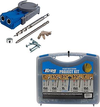 Kreg r3 jr pocket hole jig system and pocket hole screw kit kreg r3 jr pocket hole jig system and pocket hole screw kit solutioingenieria Image collections