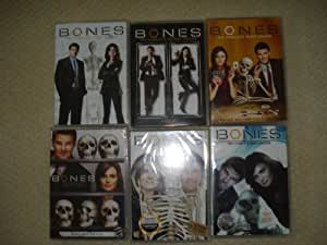 Bones: Seasons 1-6