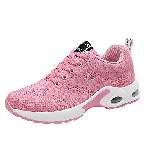 D'excution Absorbant Formateurs De Chocs Sports Air Jogging Cours Unisexe Fitness Formateur Course En Chaussures Les Rose Gym Kashiwu Lgres 1OfPW4q4