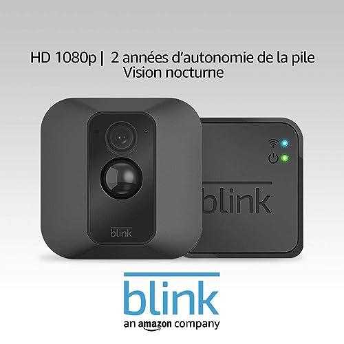 Blink XT  : une caméra casse-cou et performante