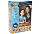 Linkt Craft Kits - Athena - Crafts for Kids - Make Your Own Jewelry - 7 Necklace Set