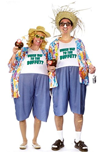 Tacky (Tacky Traveler Adult Costumes)