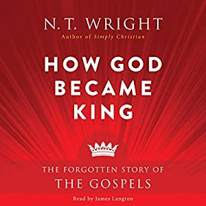 How God Became King Audiobook