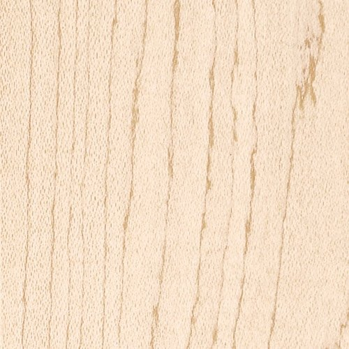 Queen Anne French Plain Leg, Hard Maple by Designs of Distinction®