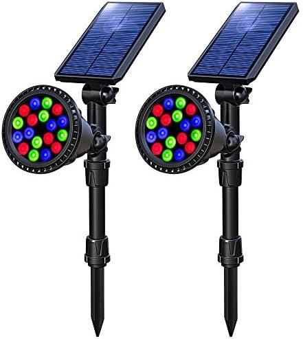 OSORD Waterproof Multicolor Spotlights Decorative product image