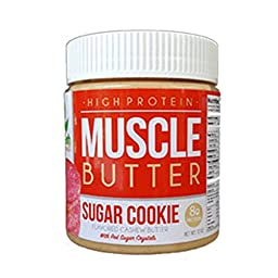 You Fresh Naturals, Muscle Butter (Sugar Cookie)