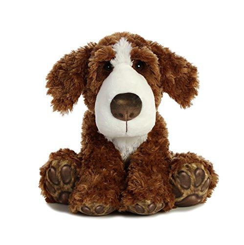 Aurora World St. Bernard Plush Dog, Brown, Medium ()