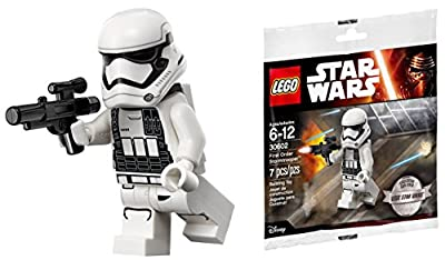 LEGO 30602 First Order Stromtrooper Exclusive 2016 Minifigure Bagged