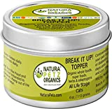 Natura Petz Organics Break It Up! Flavored Stone Eliminator Meal Topper for All Life Stage Cats