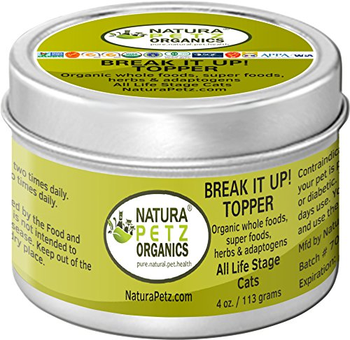 Natura Petz Organics Break It Up  Flavored Stone Eliminator