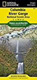 Columbia River Gorge National Scenic Area (National Geographic Trails Illustrated Map) by National Geographic Maps - Trails Illustrated (2009-01-01)