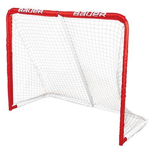 Bauer REC Steel Goal, 50 x 41-Inch, (Steel Hockey Goal)