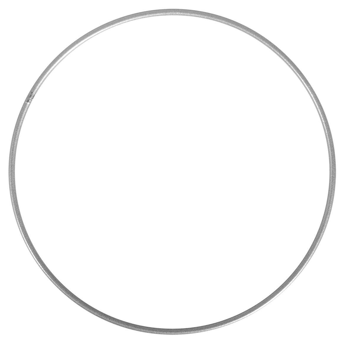 plata 15 cm /ø Anillo de metal para manualidades Rayher revestido