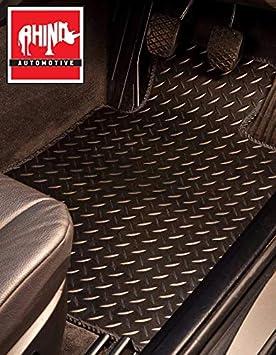 1 FIXING CLIPS Tailored Car Floor Mats GREY 2006 on LANDROVER FREELANDER MK2