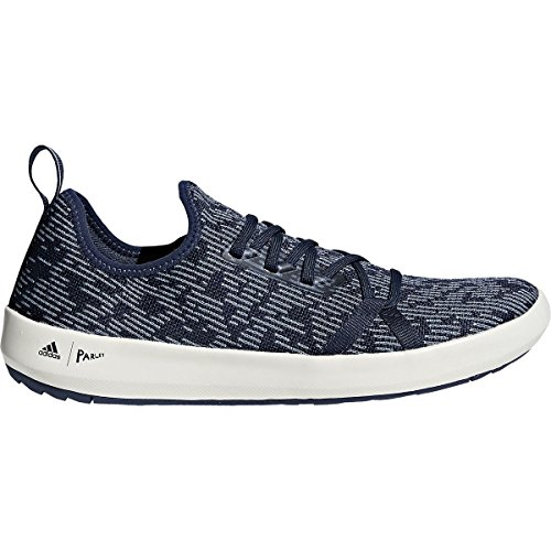 adidas Terrex CC Boat Parley Shoe - Men's Water Sports 10 Core Blue/Core Black/Chalk White
