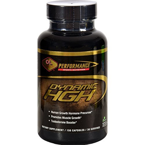 Olympian Labs Dynamic HGH - Performance Sports Nutrition - 150 Capsules by Olympian Labs