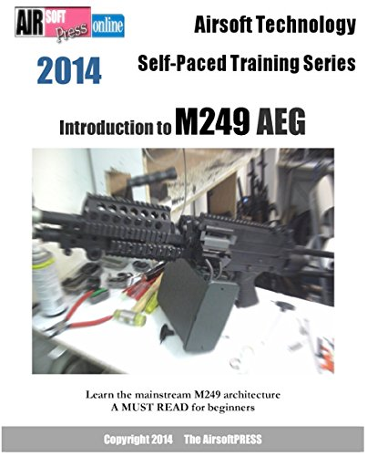 (Airsoft Technology Self-Paced Training Series Introduction to M249 AEG)