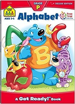 Alphabet: Grade P (A Get Ready! Book)