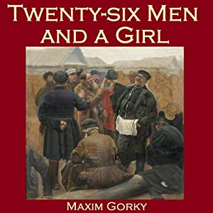 Twenty-Six Men and a Girl Audiobook