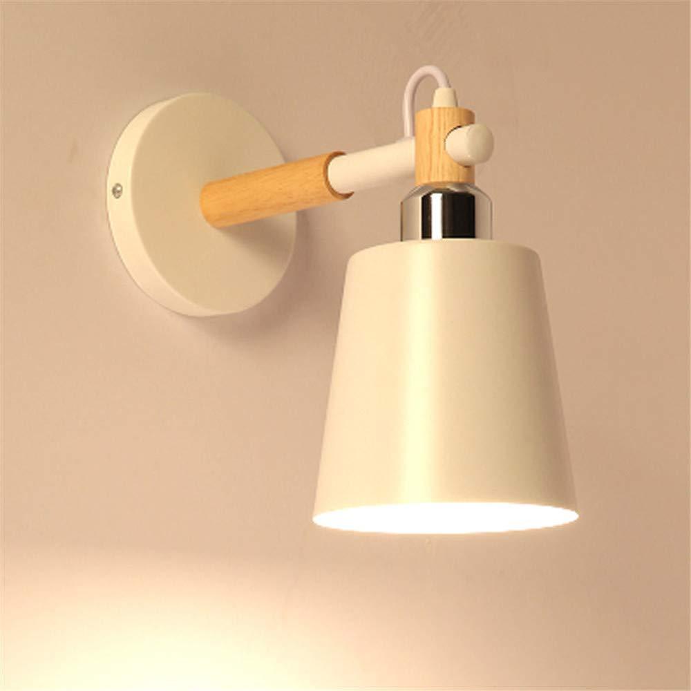Eeayyygch Wall Wash Lights Kreative Schlafzimmer-Nachttisch-Wandleuchte Modernes minimalistisches Wohnzimmer-Konservierungsmittel (Farbe   -, Größe   -)